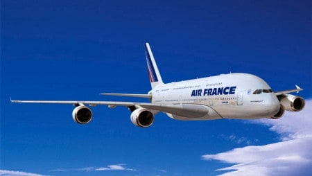 Overbooking na Air France