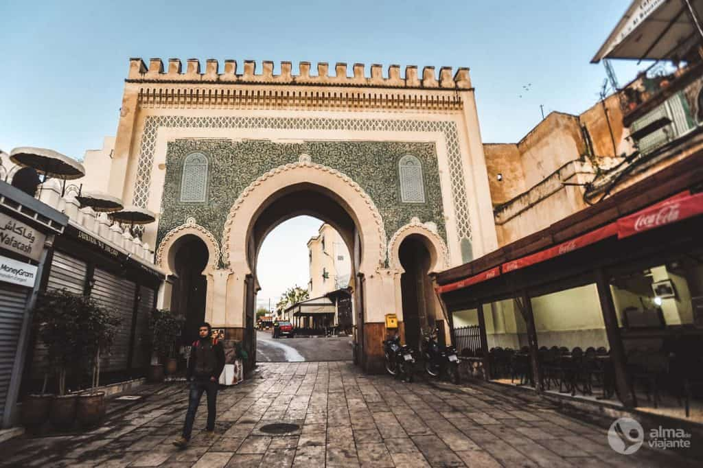 Bab Bou Jeloud Restaurant Reviews, Fez
