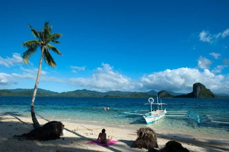 Arquipélago Bacuit, Filipinas