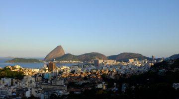 Caminhada ao Parque das Ruínas, Rio de Janeiro