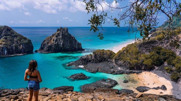 Melhor praia do mundo: Baía dos Porcos, Noronha