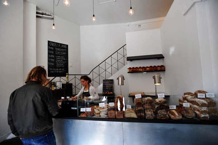 Food tour Estocolmo: Padaria Bakery & Spice, Odenplan