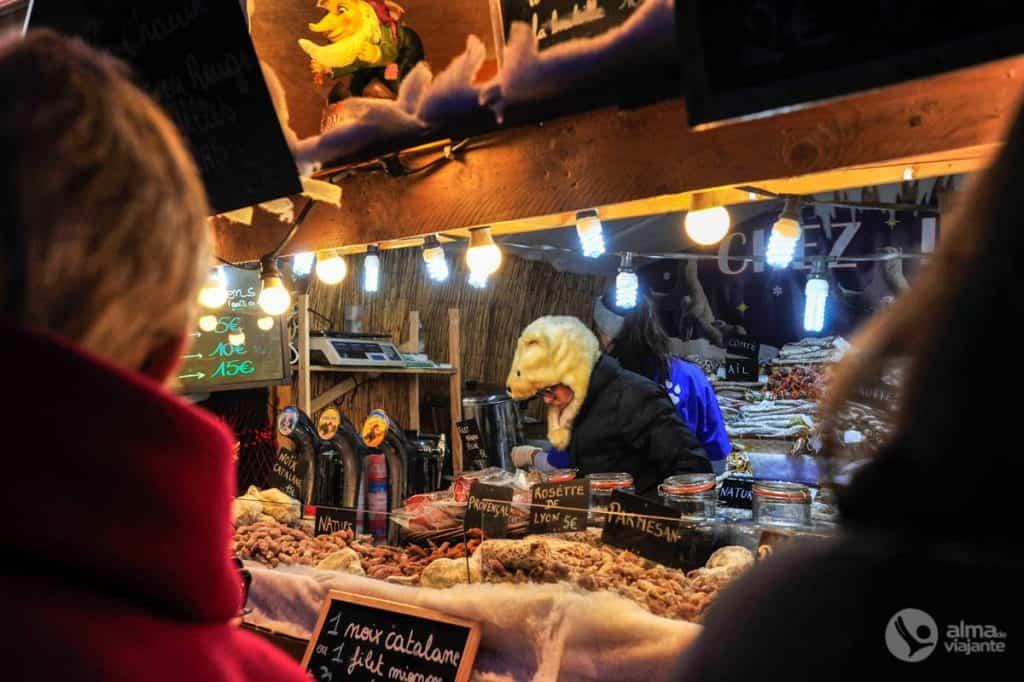 Mercado de Sainte Catherine Bruxelas