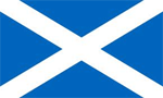Zastava Škotske