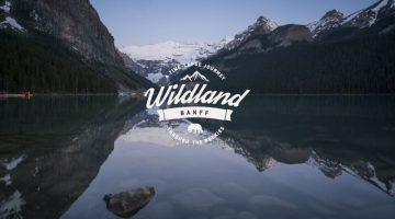 Banff National Park, terra selvagem (timelapse)