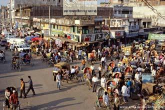 Centro de Dhaka, Bangladesh