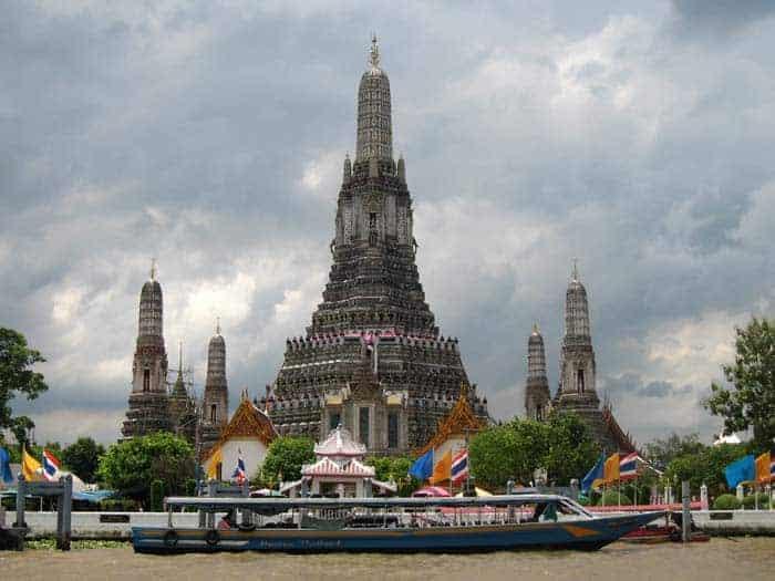 Viver em Banguecoque: Wat Arum