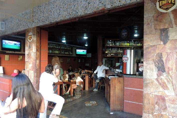 Bydlení v Belo Horizonte: Bar do Antonio