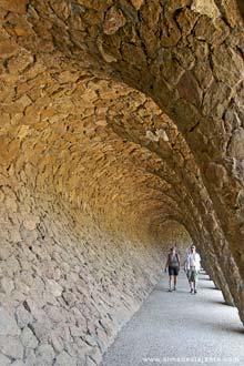 Viagens Barcelona - Parque Güell
