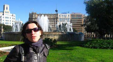 Viver em Barcelona: Diana Cerdeira
