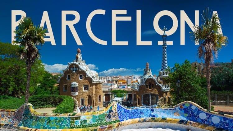 Barcelona em flow motion
