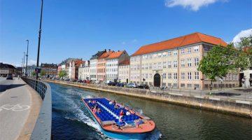 Um passeio de barco pelos canais de Copenhaga (vale mesmo a pena)