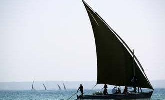Moçambique: da Barra ao mangue
