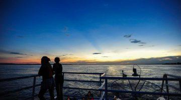 Uma viagem de barco no Amazonas (de Manaus a Parintins a dormir numa rede)
