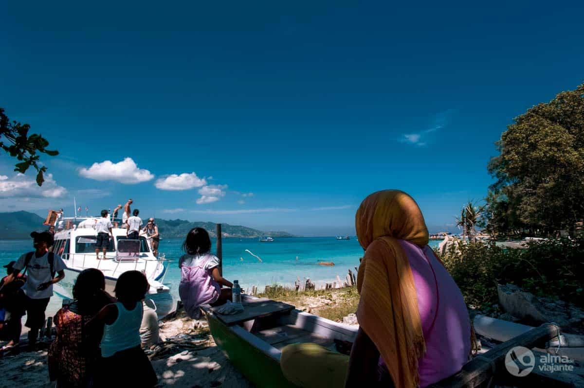 Gili Air, ilhas Gili