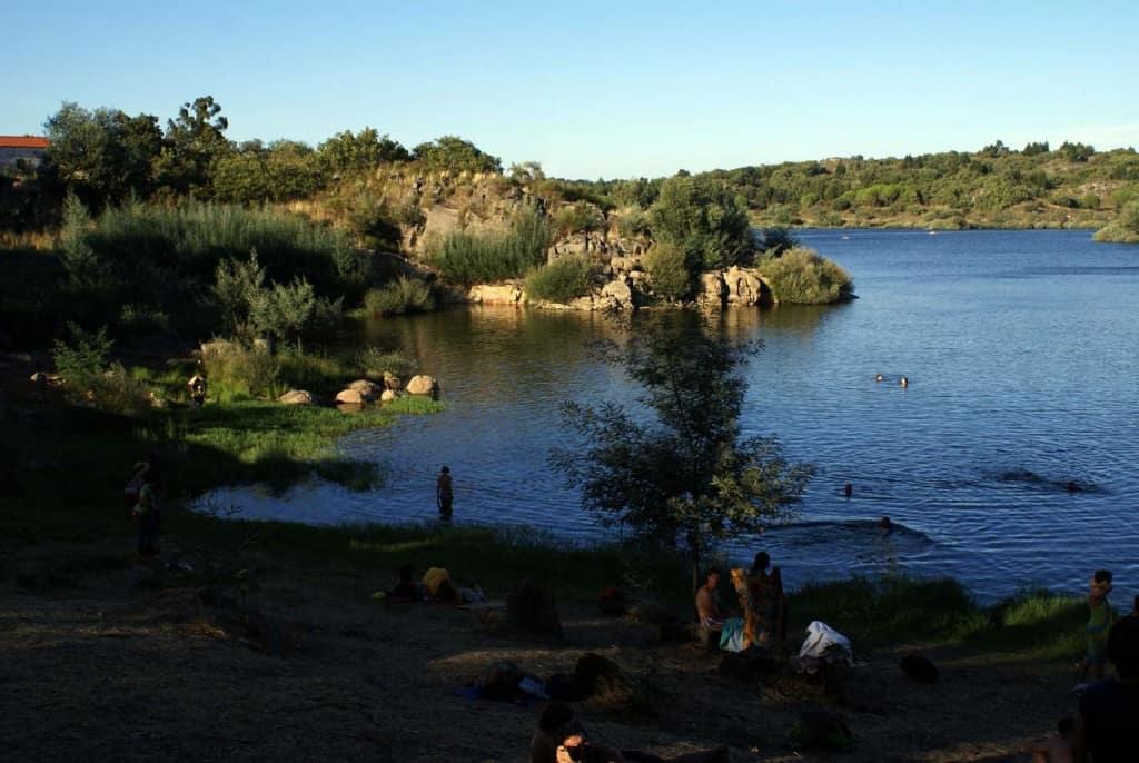 Póvoa e Meadas Dam