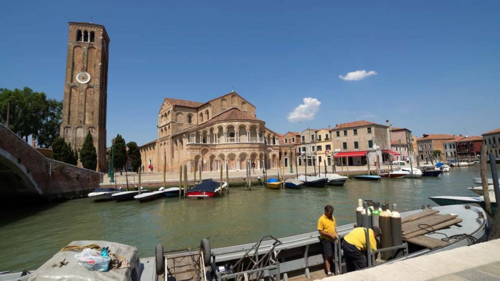 Basílica dei Santi Maria e Donato