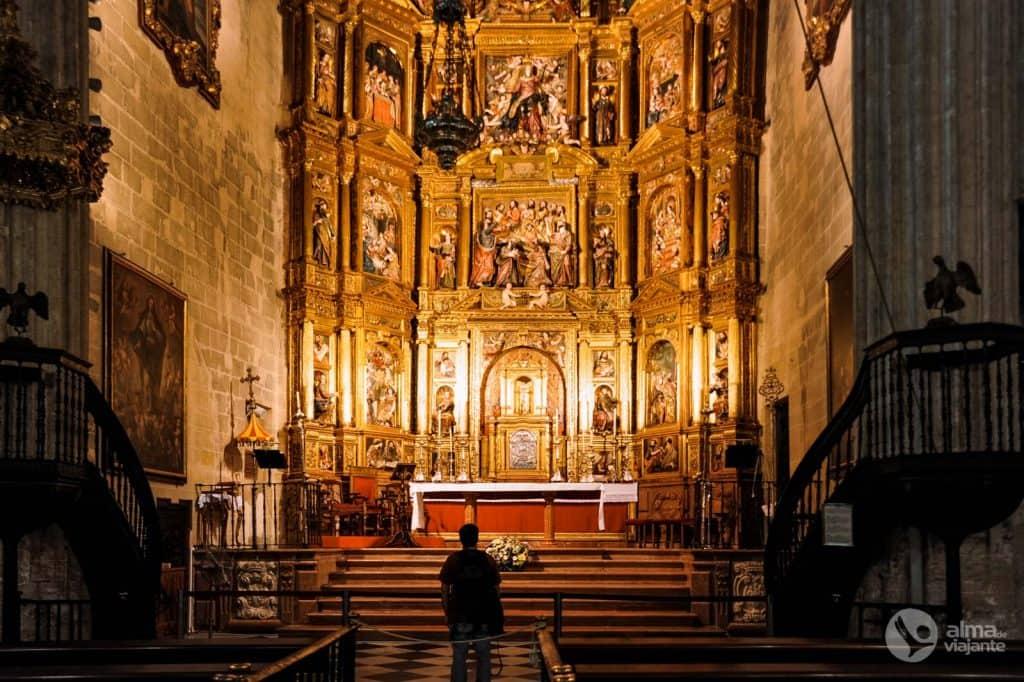Basílica de Santa Maria, Arcos de la Frontera