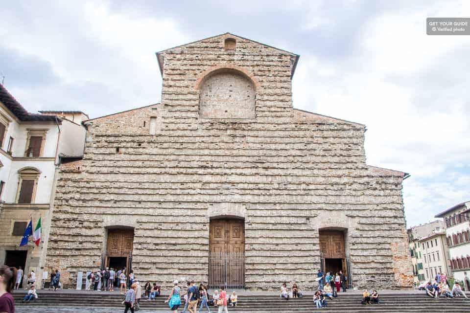 Basílica de São Lourenço, Florença