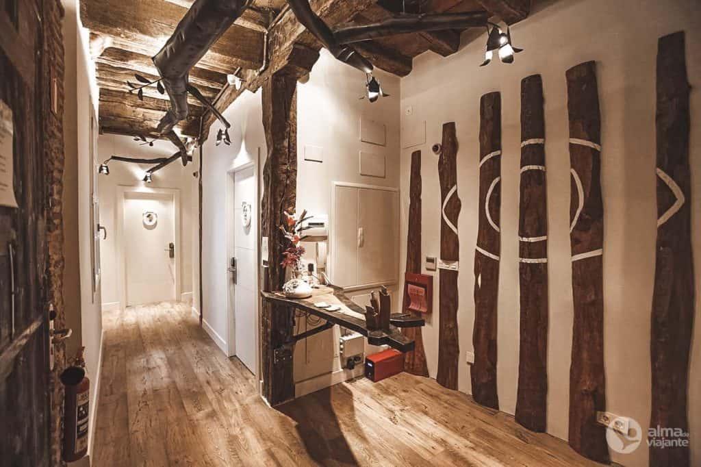 Onde ficar em Bilbau: Basque Boutique