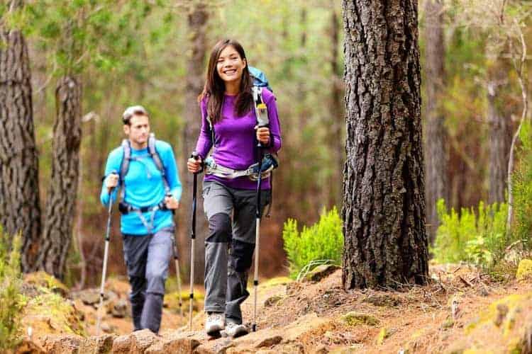 Roupa para trekking