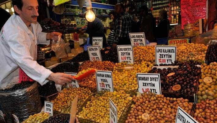 Bazar de Istambul