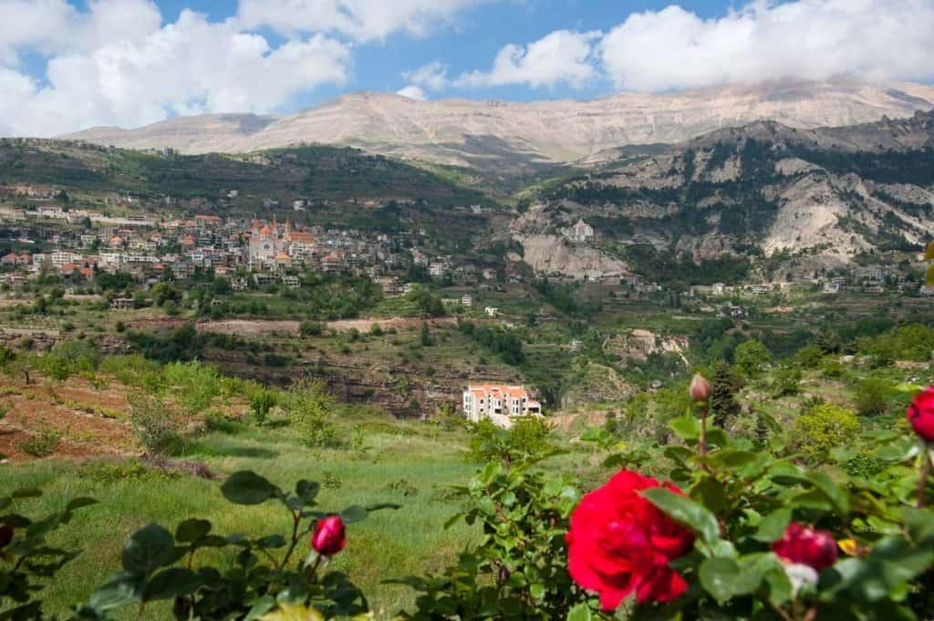 Bcharré, Líbano