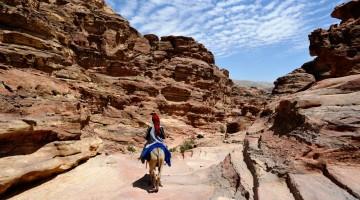 A magia de Petra, Jordânia