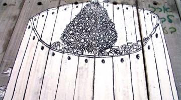 Belém, Natal atrás do muro
