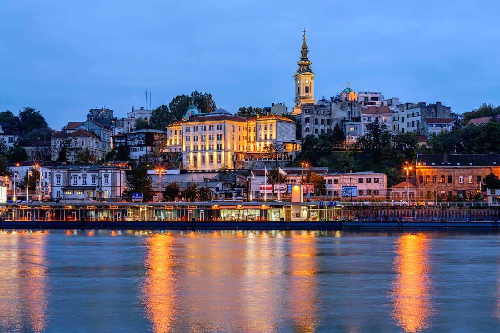 Belgradas, Serbija