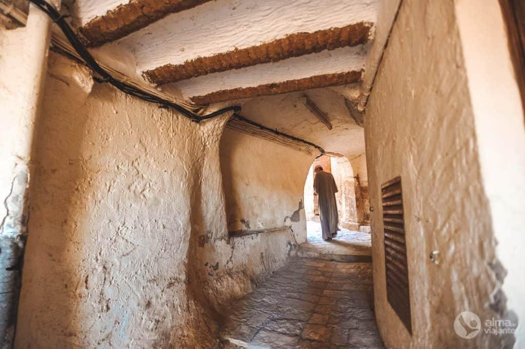 Visitar Ghardaia, vale M'Zab