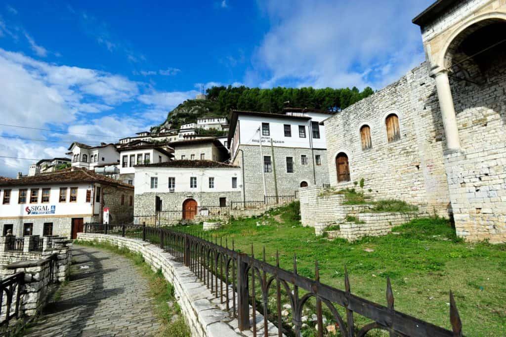 Rua de Berat, Albânia