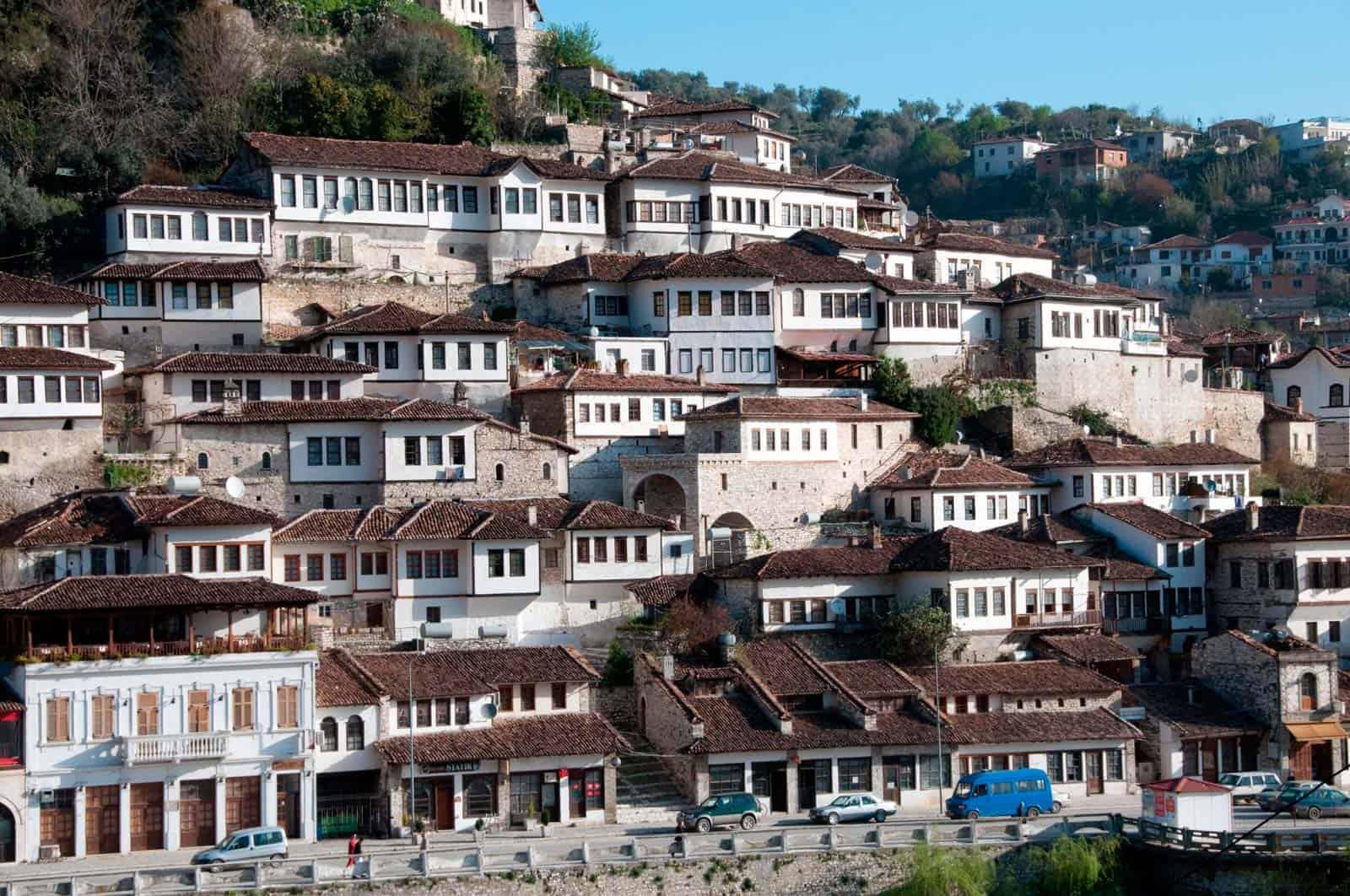 Berat, Albãnia