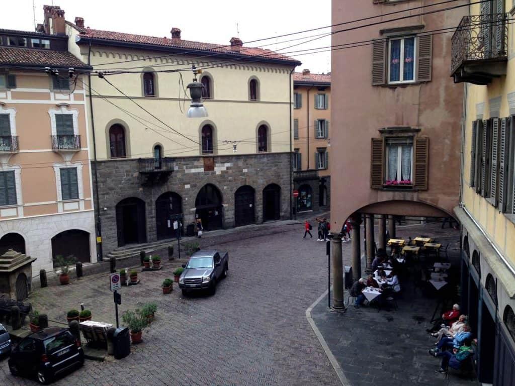 Piazza Mercato delle Scarpe, Bérgamo
