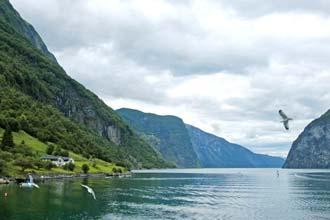 Fiorde Naeroyfjord, Património Mundial UNESCO