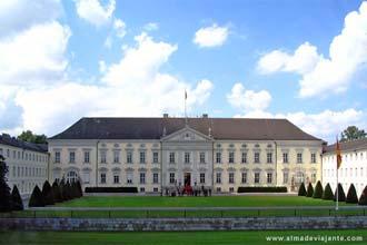 Schloss Bellevue, Berlim