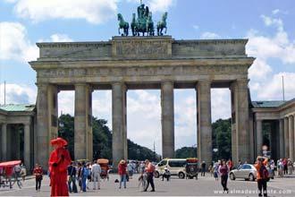 Portas de Brandeburgo de Berlim