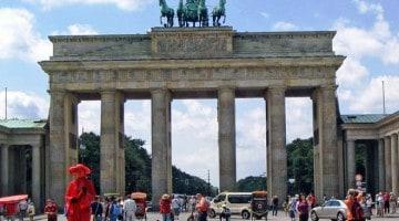 Berlim, novamente capital da Alemanha