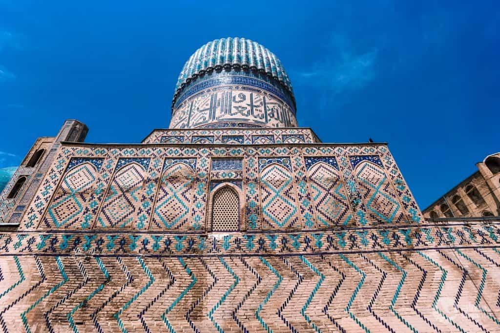 Mesquita Bibi-Khanym