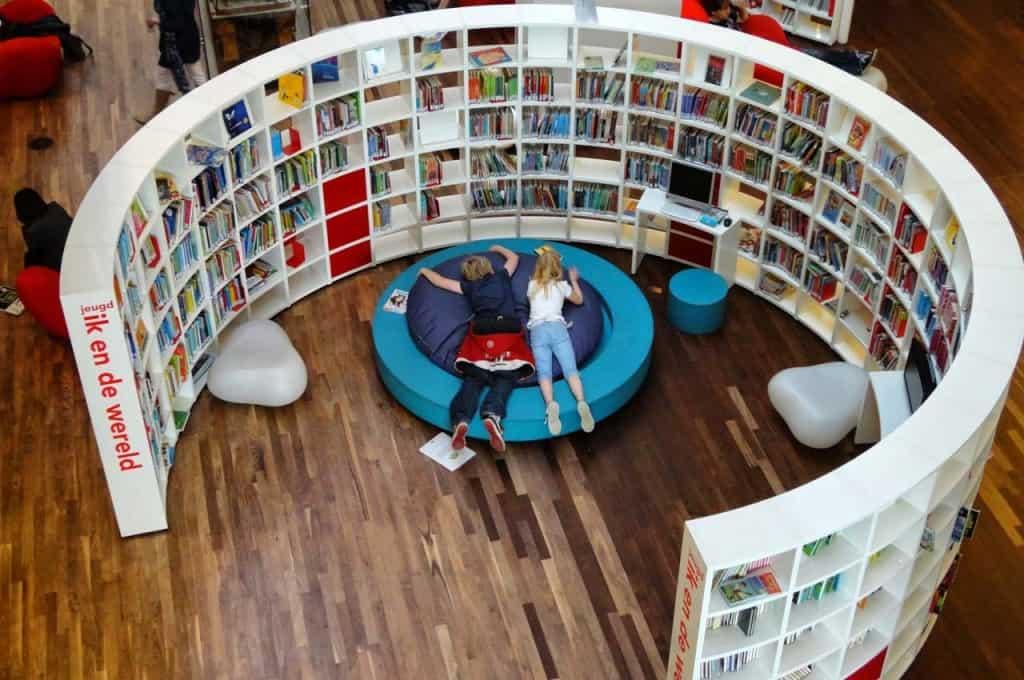 Biblioteca Pública de Amesterdão