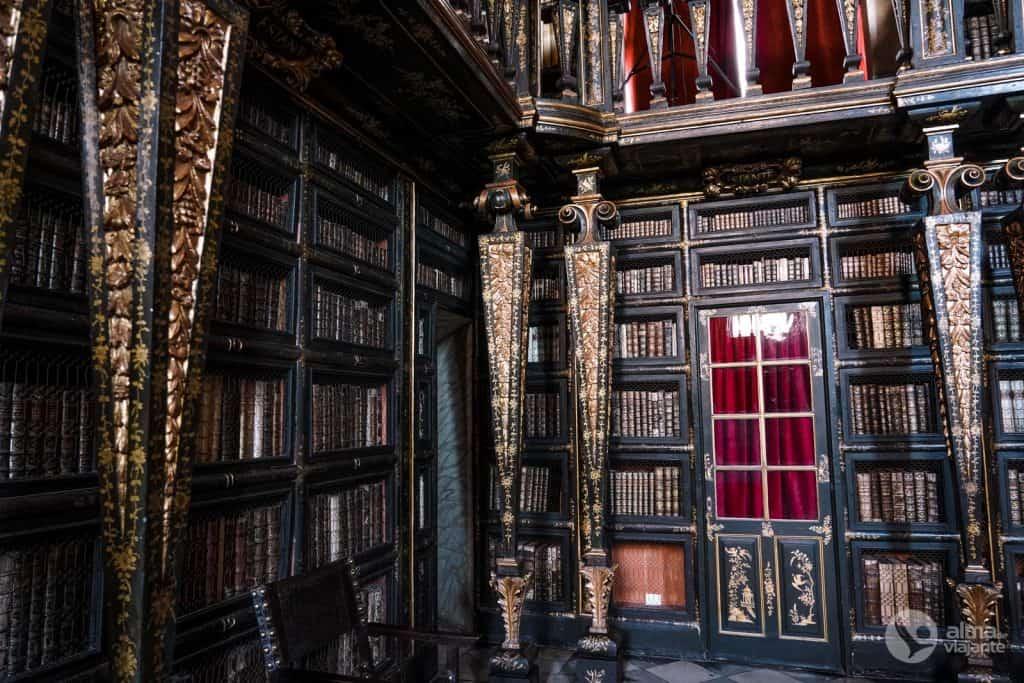 Biblioteca Joanina Coimbra