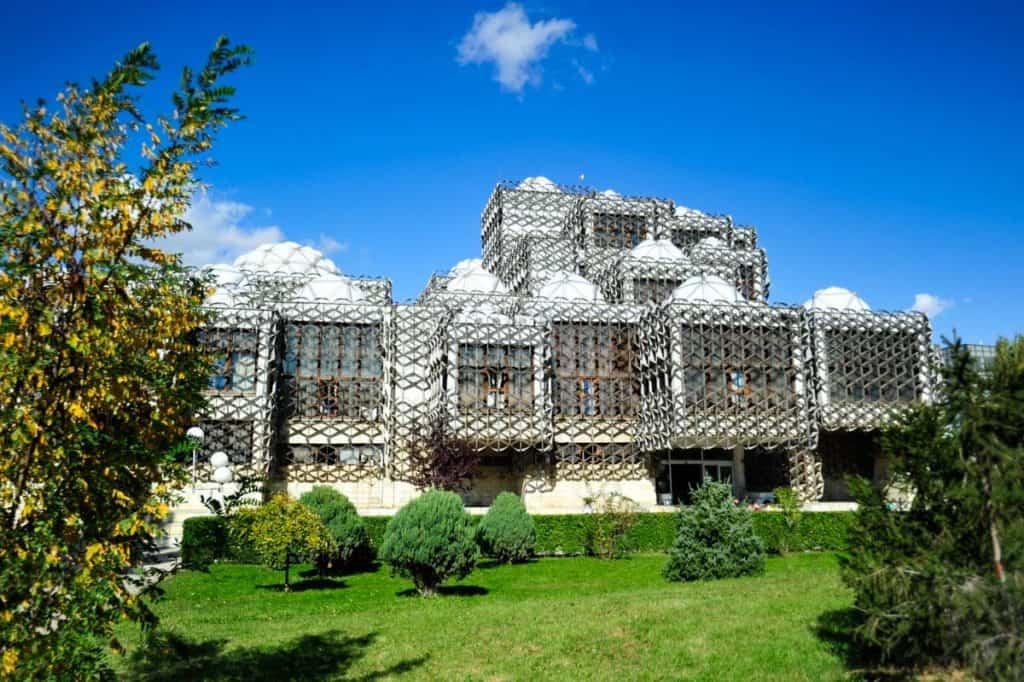 Biblioteca Nacional do Kosovo