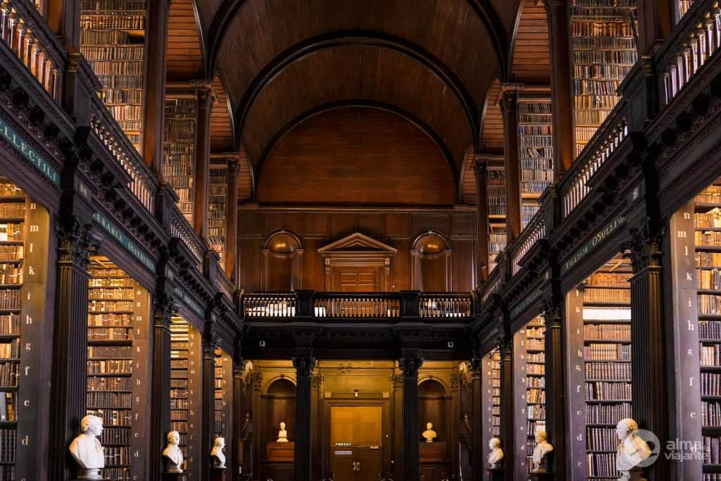 Biblioteca do Trinity College, Dublin