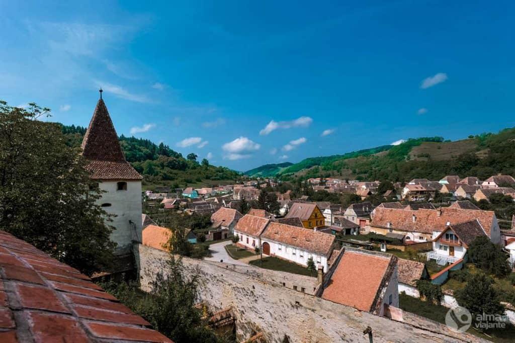 Visitar Biertan Roménia