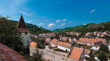 Biertan e a sua igreja fortificada