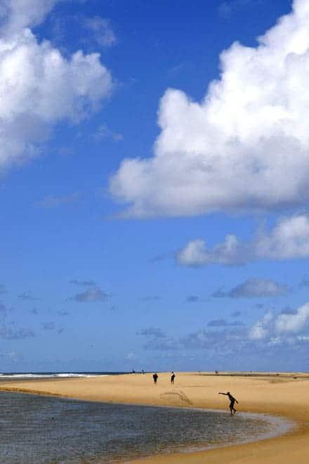 Praia do Zongoene