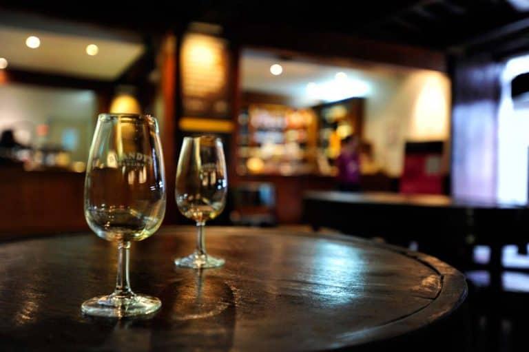 Vinho Madeira no Blandy's Wine Lodge