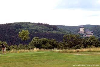 Karlstein Castle, Bohemia