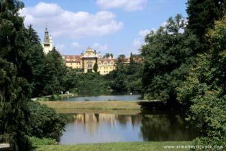 Pruhonice Palace