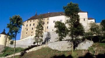 Na rota dos castelos da Boémia